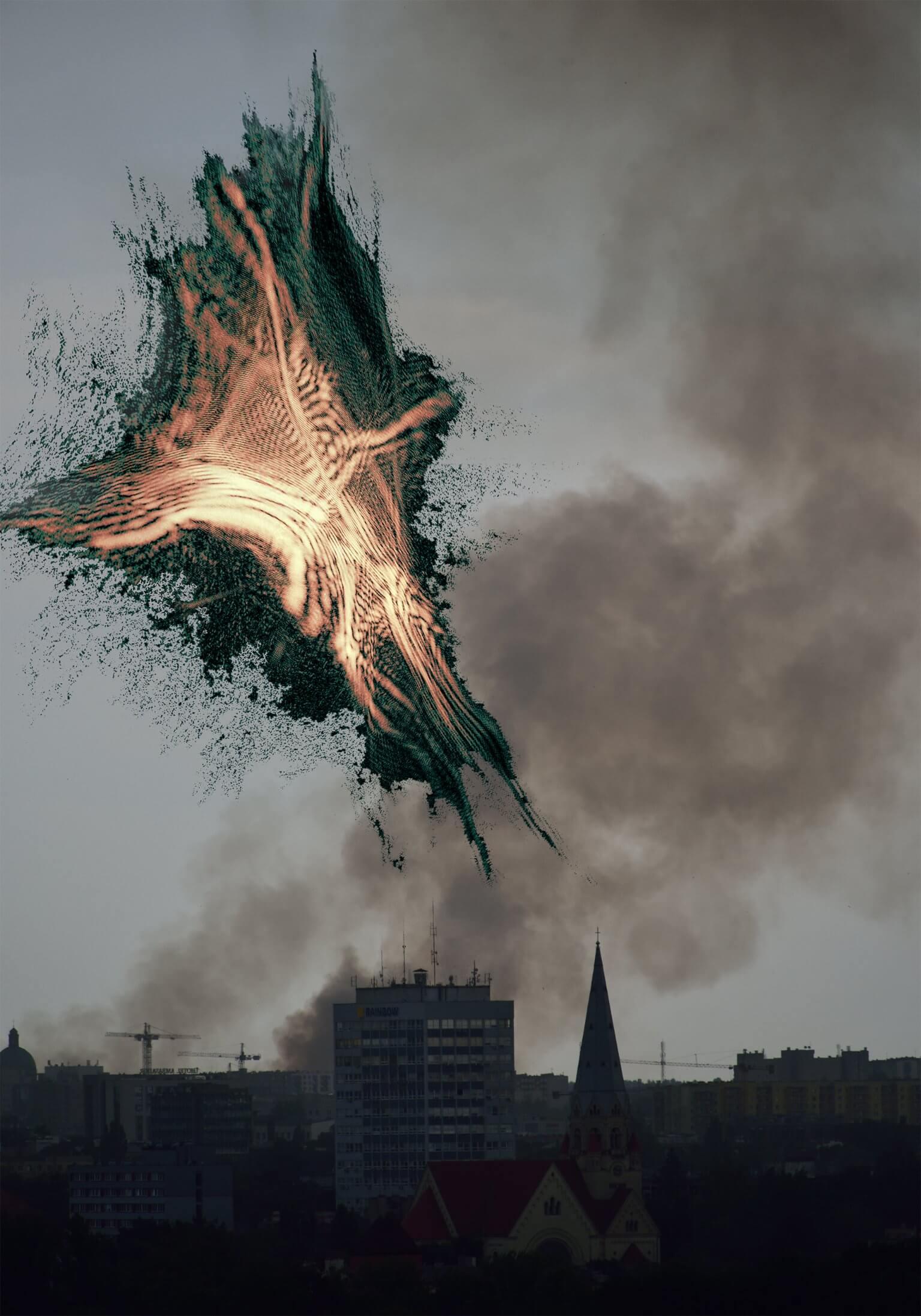 "2020, Bartoszko Leokadia ""Dym"""