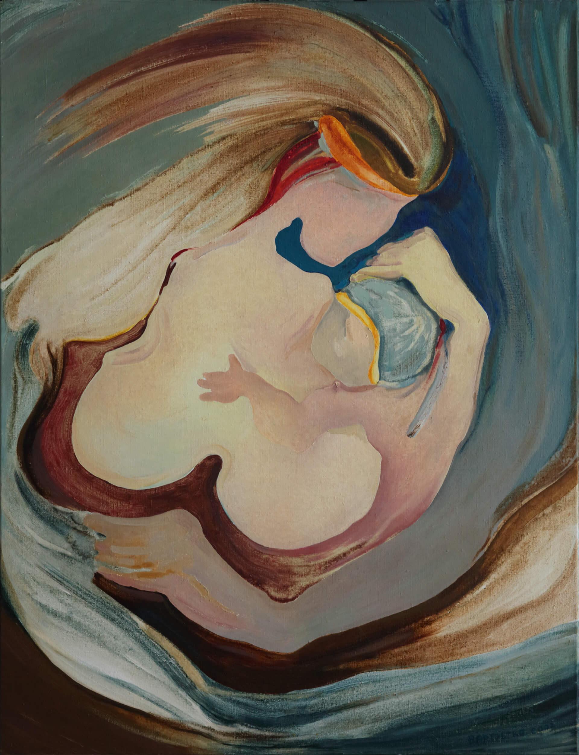 """2002, Bartoszko Leokadia """"Madonna"""""""